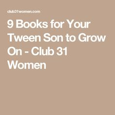 9 Books for Your Twe