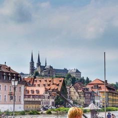 A centre of imperial and episcopal power for almost a thousand years and often referred to as the Rome of Franconia. #bamberg #castle #sky #cloud #summer #like4like #picoftheday #pictureoftheday #photoftheday #photo #viajenaviagem #beautifuldestinations #wonderful_places #bestvacations #unlimitedplanet #viajarmelhor #achadosdasemana  #travel #instatravel #trip #vacation #respitandoviagem #missaovt by wmi025