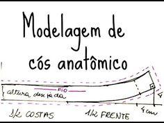 Modelagem de cós anatômico - YouTube