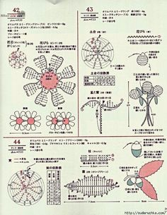 #ClippedOnIssuu from Asahi original crochet girls pattern