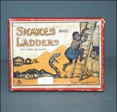Snakes and Ladders Cover