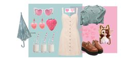 """""""but i feel more than words can say"""" by jimmie666 ❤ liked on Polyvore featuring Dress My Cupcake, Dries Van Noten, Forever 21, Miss Selfridge, Lovestruck and Tarina Tarantino"""