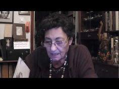 """Poeta Francisca Aguirre,  lee uno de los poemas dedicados a mi padre del libro """"Yana Wayra""""..."""