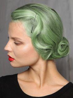 .En verde