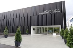 Kunstmuseums Angerlehner에 대한 이미지 검색결과 Data Architecture, Factory Architecture, Architecture Company, Industrial Architecture, Commercial Architecture, Building Exterior, Building Facade, Building Design, Retail Facade