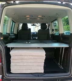t5 t6 multivan multiflexboard consolas negro l scharnier. Black Bedroom Furniture Sets. Home Design Ideas