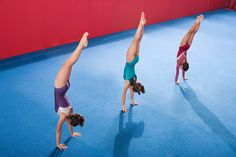 A landmark study has found that the blood of 11 gymnasts contained a potentially hazardous flame retardant in average concentrations 4 to 6.5 times higher than average for Americans.  Researchers attributed this to constant exposure to gym pads made of polyurethane foam treated with fire retardants.   http://www.ewg.org/enviroblog/2013/11/gym-foam-pits-filled-fire-retardants