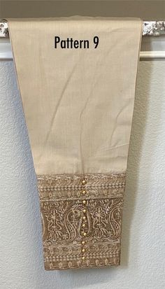 Silk Pants, Cotton Pants, Velvet Shawl, Hand Embroidery Designs, Embroidered Silk, Indian Wear, Sewing Tutorials, Dress Patterns, Pakistani