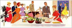 Angees Eventions: How to throw a Progressive Dinner Party!