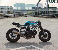 Ducati 750 Sport by JvB-Moto