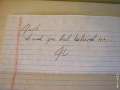 John Lockes 'Suicide' Note