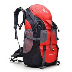 50L Outdoor Mountaineering Backpack