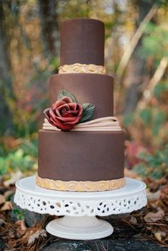 Cake. Wild Orchid Baking Company