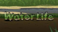 25 waterlife, ecology, trash educational games from National Oceanic & Atmospheric Admin (NOAH)