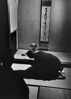 Japan 1951 by Werner Bischof