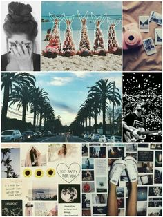 Collage wallpapers Tumblr