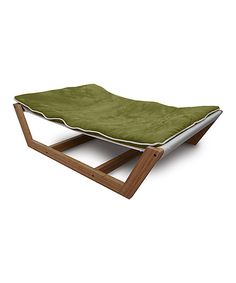 Look at this Kiwi Green Bambu Cat Hammock on #zulily today!