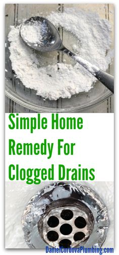 home remedies for a clogged bathtub drain 28 images