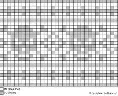 skull chart – Second Crafting - Knitting Charts Cross Stitch Skull, Cross Stitch Borders, Cross Stitching, Cross Stitch Embroidery, Cross Stitch Patterns, Knitting Charts, Loom Knitting, Knitting Stitches, Knitting Patterns