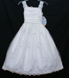 mini bride or Christening gown from upcycled wedding dress