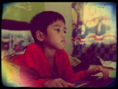 Ma little gamer