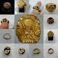MAJAPAHIT GOLD: EXAMPLES OF MY STUFF