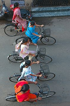 Cycling in India | Flickr - Photo Sharing!