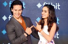 Tiger Shroff and Shraddha Kapoor starrer 'Baaghi' first poster launched