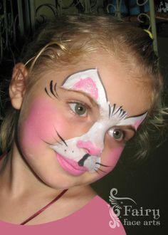 Los Angeles cat face painting design - Children's Entertainment ...                                                                                                                                                                                 More
