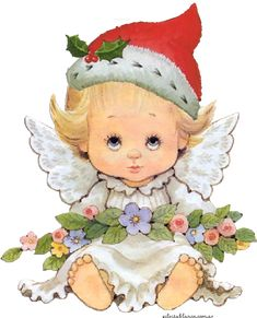 Christmas Clipart, Christmas Printables, Christmas Pictures, Christmas Angels, Christmas Art, Vintage Christmas, Christmas Drawing, Christmas Paintings, Angel Pictures