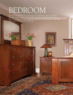 Stickley Harvey Ellis Bed #bedroom | Bedroom Havens | Pinterest ...