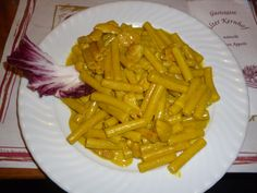 Rigatoni al Curry