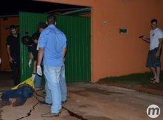 O ASSUNTO É... Ronda Policial: Suposto agiota é assassinado com tiros de fuzil po...