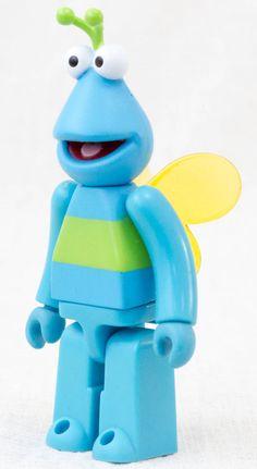 Sesame Street Kubrick Series 2 Secret Twiddle Bug Medicom Toy JAPAN FIGURE #Medicom