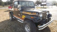 1983 Jeep Scrambler presented as Lot J203 at Kissimmee, FL
