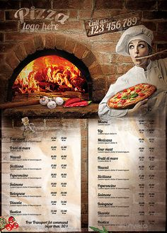 Do you need pizza flyer templates? Here is the best collection of pizza restaurant flyer PSD templates that you can utilize to sell the food products. Restaurant Flyer, Restaurant Menu Design, Pizza Restaurant, Psd Templates, Flyer Template, Pizza Flyer, Good Pizza, Food Menu, Food Truck