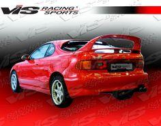 Celica GT4 Slick Rear Bumper