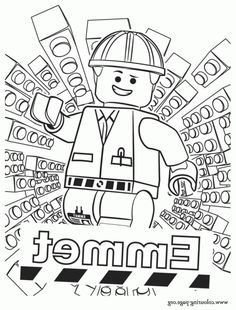 The Most Brilliant Lovely Printable Coloring Pages Of Lego Movie