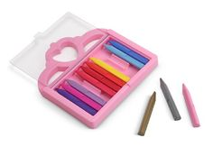 Melissa  Doug Children Board Games Crayon Set  12 Colors * To view further for this item, visit the image link-affiliate link.