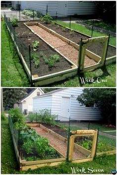 betonblock garten DIY Raised Garden Bed Ideas Instructions [Free Plans] DIY U Shaped Raised Garden with DIY Raised Garden Bed Ideas Instructions