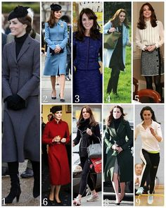 Review of 2016 :: All of the Duchess of Cambridge's visitings in January and February : 1. 10 Jan - The Duke and Duchess of Cambridge joined the Queen and Duke of Edinburgh to commemorate the 100th anniversary of the end of the Gallipoli battle during the First World War. Kate wore Michael Kors.  2. 7 Feb - the Duchess of Cambridge attended a morning church service at St. Clement Danes to mark the 75th anniversary of the Royal Air Force Cadets.  This was Kate's first official engagement of…