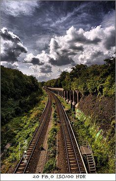 Trens e Locomotivas by Daniel Alho