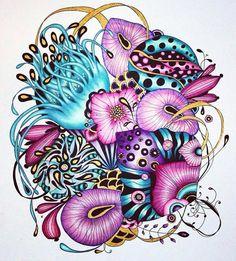 Botanical Wonderland!  @an_inky_obsessor  -------------------------------------------- #Use #docepapelatelier para que seu colorido seja compartilhado aqui no nosso perfil!!! ➡️Envie por Direct também as suas fotos!! #jardimsecreto #florestaencantada #oceanoperdido #magicaljungle #botanicalwonderland #colorir #relax #nostress #johannabasford #milliemarotta #hannakarlzon #lapisdecor #terapia #terapiadascores #inspiração #criatividade #dicas #técnicas #fabercastell #carandache #stabilo ...