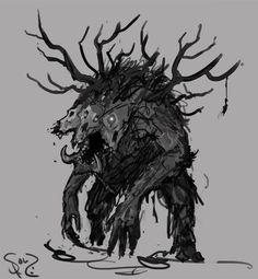 "DnD/""Souls""/fantasy art big boy dump - Imgur"