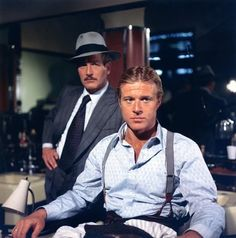 """I love old movies. This week, I watched """"The Sting"""" a movie starring Robert Redford and Paul Newman, two gangsters in Chicago who c. Jeremiah Johnson, Old Movies, Great Movies, 1970s Movies, Iconic Movies, Funny Movies, Brad Pitt, Santa Monica, Love Movie"""