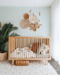 When Life Gives You Lemons, Look at These Bohemian Nursery Ideas and Your Troubl. - When Life Gives You Lemons, Look at These Bohemian Nursery Ideas and Your Troubles Will Melt Away Baby Room Boy, Baby Room Decor, Girl Nursery, Girl Room, Nursery Decor, Baby Rooms, Nursery Room Ideas, Disney Nursery, Rustic Nursery