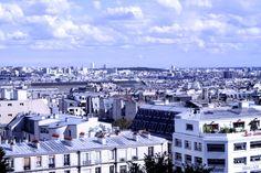 Paris from Sacré Cœur. Photo by Emilie Dayan Hill.  www.emiliedayan.com