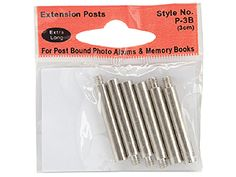 Pioneer Extra Long 3cm Extension Posts (3 sets)