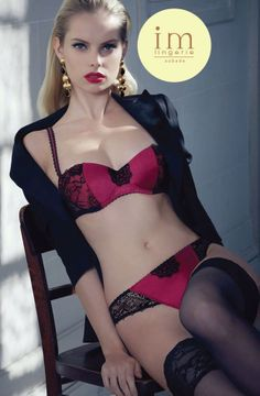 fd616ecdeb Aubade Red lingerie  ValentinesDay  imlingerie Boutique Lingerie