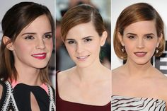 1 Haircut, 3 Chic Styling Ideas: Emma Watson